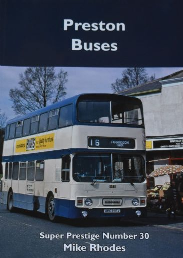 Preston Buses, by Mike Rhodes